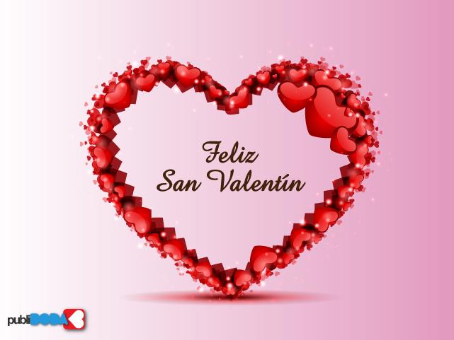 Postales Para El Dia De San Valentin