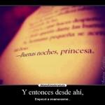 buenas noches princesa descansa 3