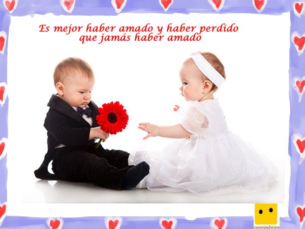 Imagenes De Bebes Con Frases De Amor: Frases De San Valentin Para Mi Novio