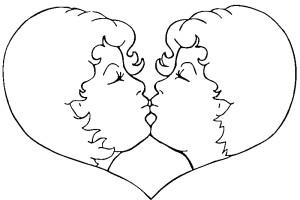 imagenes de san valentin para dibujar