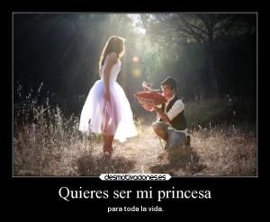 imagenes que digan quieres ser mi princesa 3