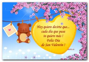 Postales para San Valentin-