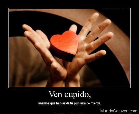 Imagenes De Cupido Con Frases Imagenes De San Valentin
