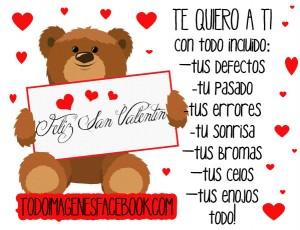 imagenes de san valentin con mensajes de amor para dedicar
