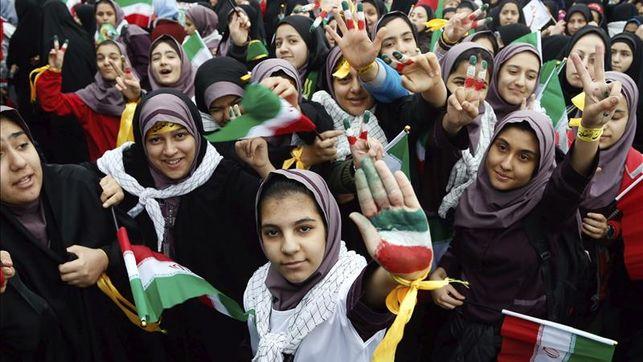 san valentín en iran